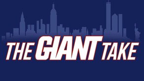 Episode 122- Giants vs Panthers Recap