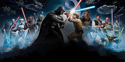 Movie Drafts: Star Wars