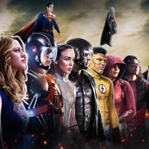 Take 5: Arrowverse Characters