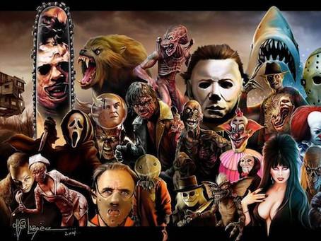 Movie Drafts: Horror Villains