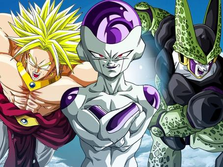 Power Rankings: DBZ - Best Villains