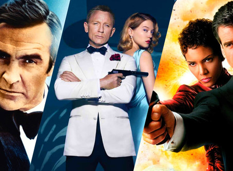 Take 5: Bond Films