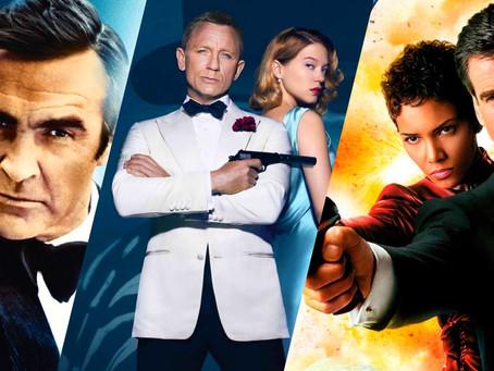 Take 5: Bond Films