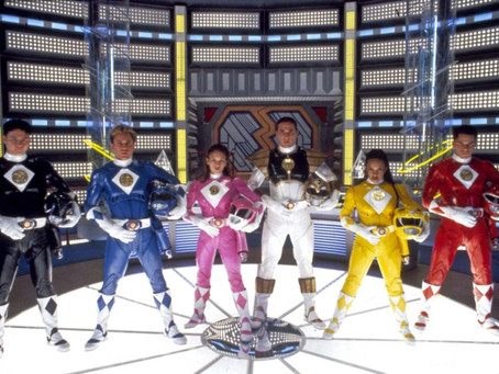 Deep Dive: Mighty Morphin Power Rangers: The Movie