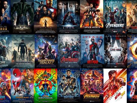Power Rankings: MCU Films
