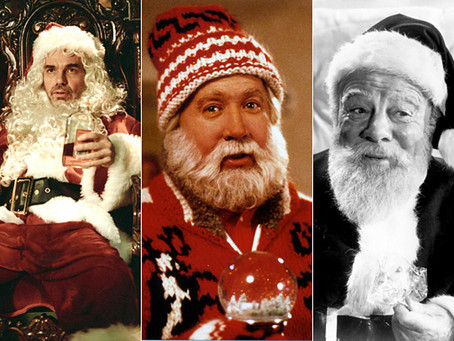 Take 5: Movie Santa Claus