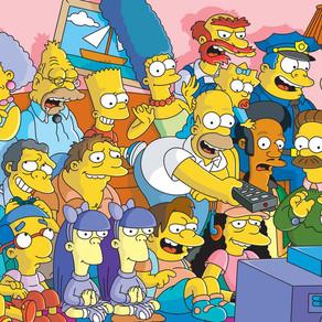 Movie Drafts: The Simpsons