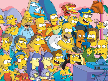 Movie Drafts: The Simpsons