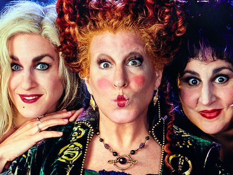Deep Dive: Hocus Pocus & Interview with Mary E. Vogt