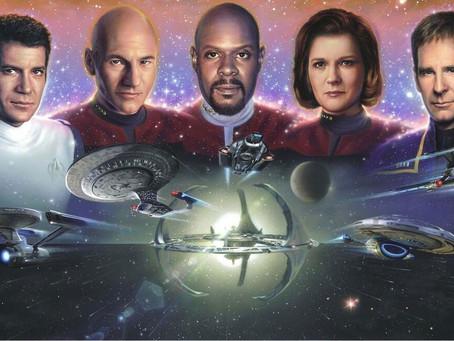 Roster Challenge: Star Trek