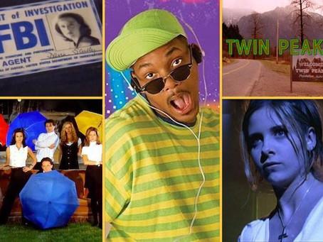 Take 5: TV Intros