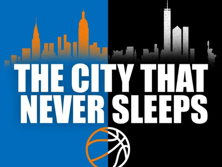 The City That Never Sleeps: Episode 8- NBA Draft Preview + NBA Finals Reaction