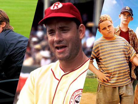 Take 5: Baseball Movies