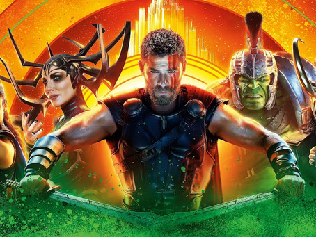 Deep Dive - MCU: Thor: Ragnarok