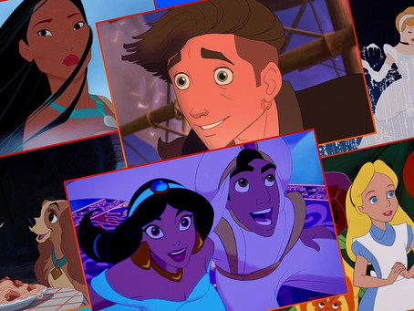 Power Rankings: Disney Animated Films