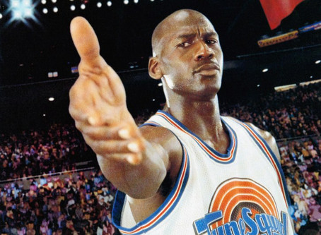 Deep Dive Podcast: Space Jam