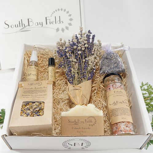 Lavender Favourites Gift Box