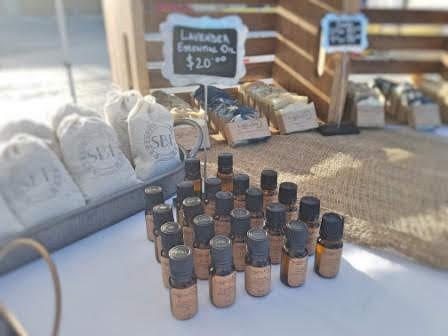 Lavender Essential Oil Farmers Market.jp