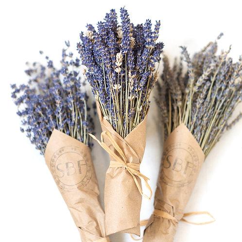Lavender Dried Bundles