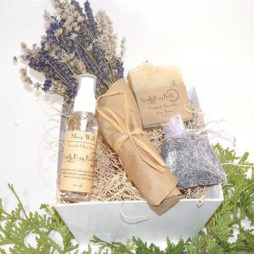 Lavender Lovers Baskets