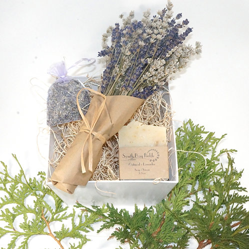 Lavender Sampler Baskets - $19 - $26