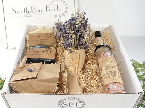 Bath Lovers Gift Box