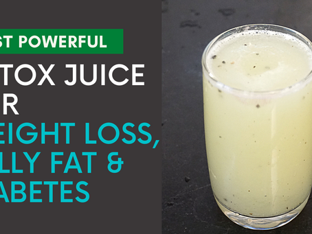 Most Powerful Detox Juice for Weight Loss – Ash Gourd Juice