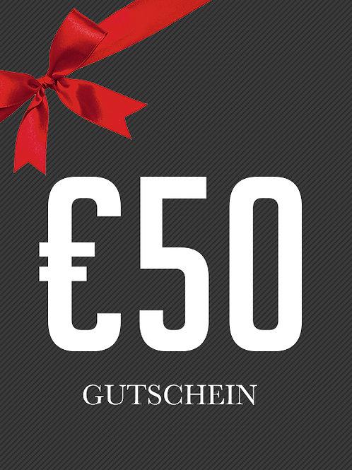 Royal Skin Geschenkgutschein €50,00