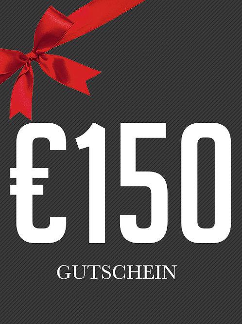 Royal Skin Geschenkgutschein €150,00