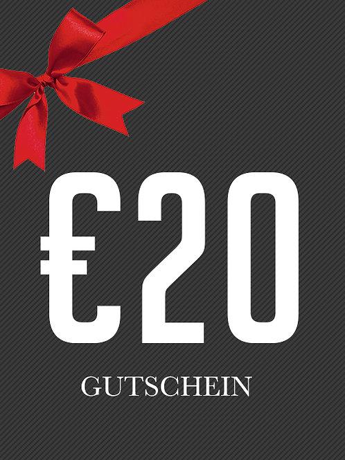 Royal Skin Geschenkgutschein €20,00