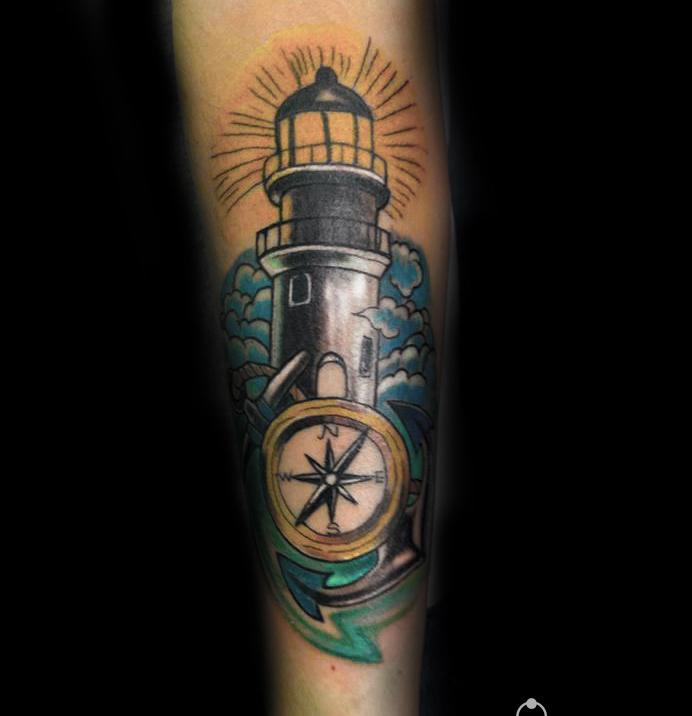 Royal Skin Tattoo by Jim Clark Betende Old School kopieren