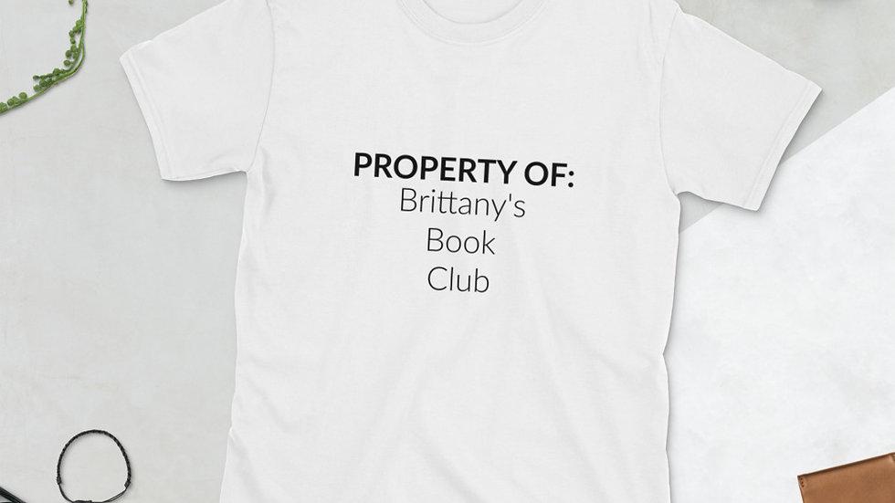 Brittany's Book Club!
