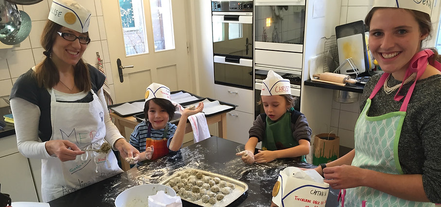 Captain Cook Entdecke die Welt des Kochens