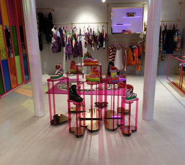 Manish Arora opens Flagship store in Paris