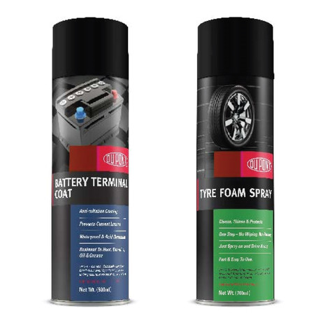DuPont   Car Care Products