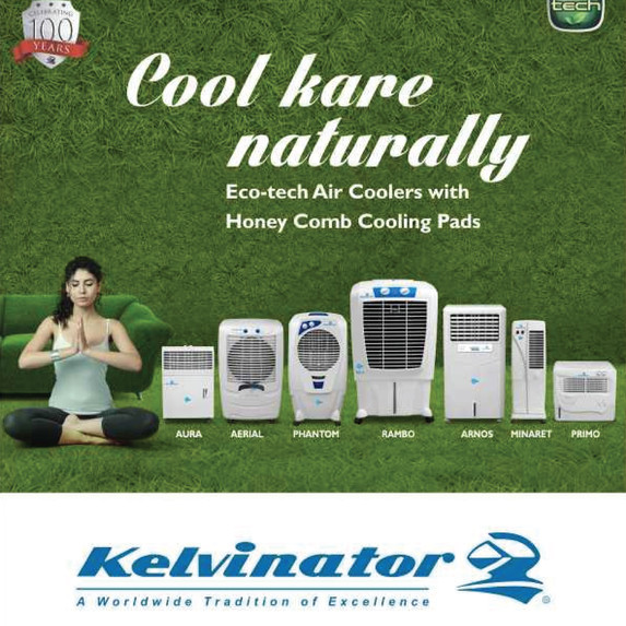 Kelvinator | Evaporative Air Coolers