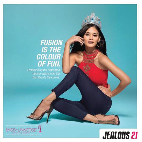 Miss Universe    Apparel