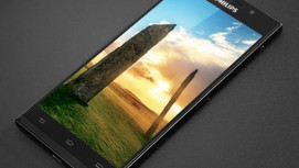 Philips rolls out Flagship Aurora i966 Smartphone