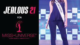 Miss Universe partners with Jealous 21 for an Exclusive Collection in India