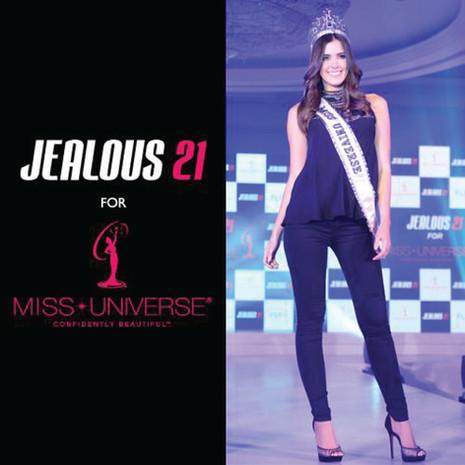 Miss Universe    Apparel Launch Event