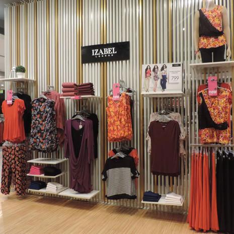 Izabel London   Apparel Shop in Shop