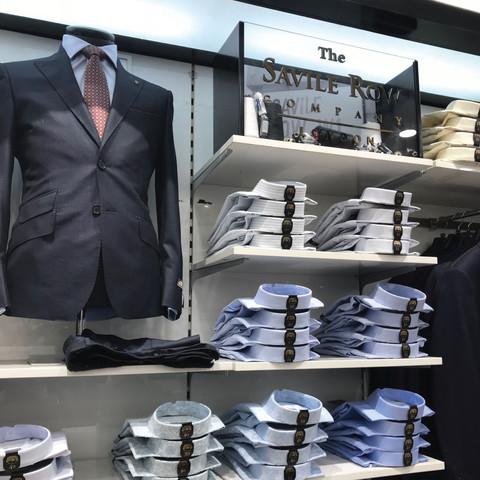 Savile Row | Apparel Shop in Shop