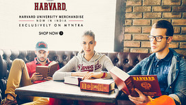 Harvard licensed collection launches in India