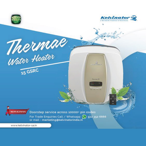 Kelvinator | Water Heaters