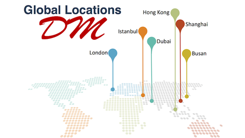 DM Group global locations