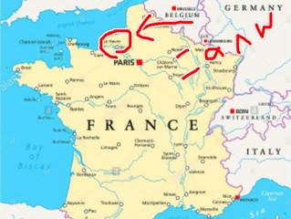 いざ!フランスへ