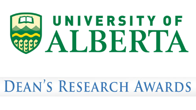 Dean's research award 2016