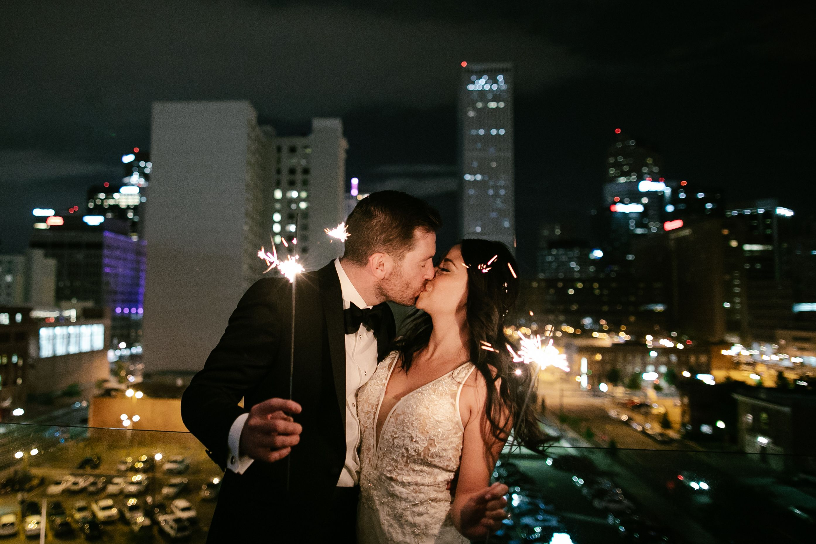 360 Skyline Denver Wedding