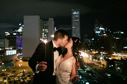 360 Skyline Denver Wedding