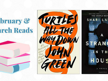 February & March 2018 Reads